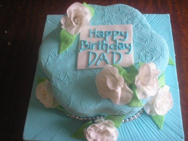 Dad's Birthday Cake(SP068)